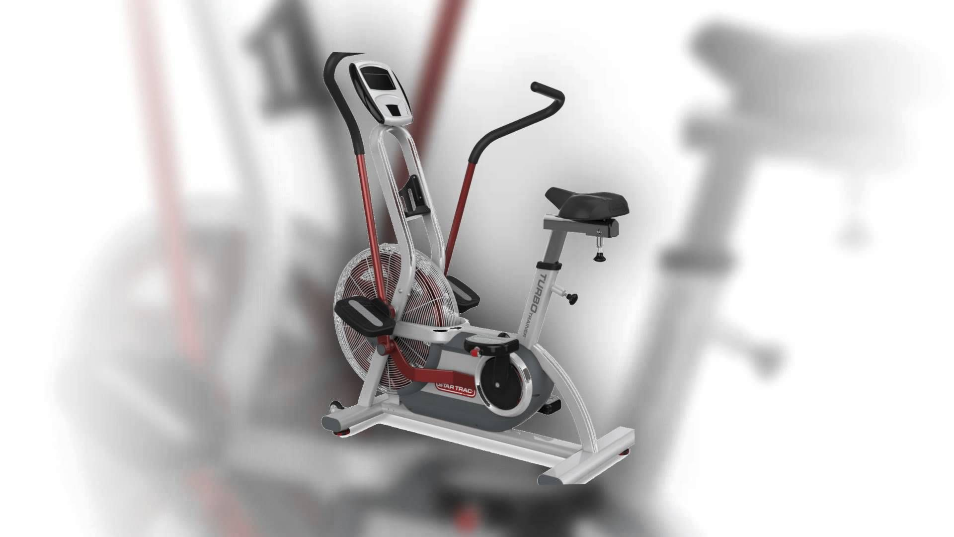 Star Trac Turbo Trainer Air Bike Review Discount Online Fitness