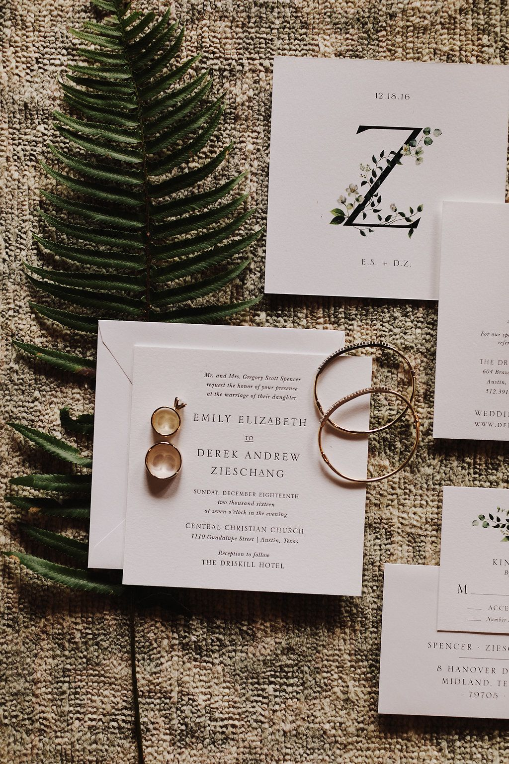 Romantic Winter Wedding In Texas Photographed By James Moes