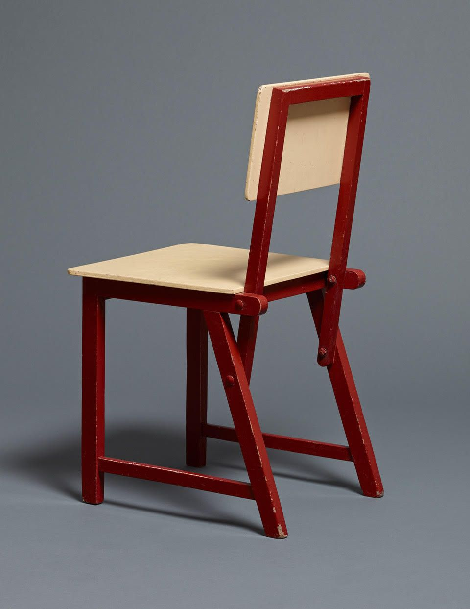 Erich Dieckmann, Childs Chair, Weimar 1926 Galerie Ulrich