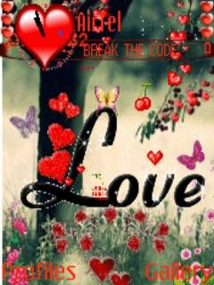 Animated Love Theme | wallpapers,themes,ect  | Theme