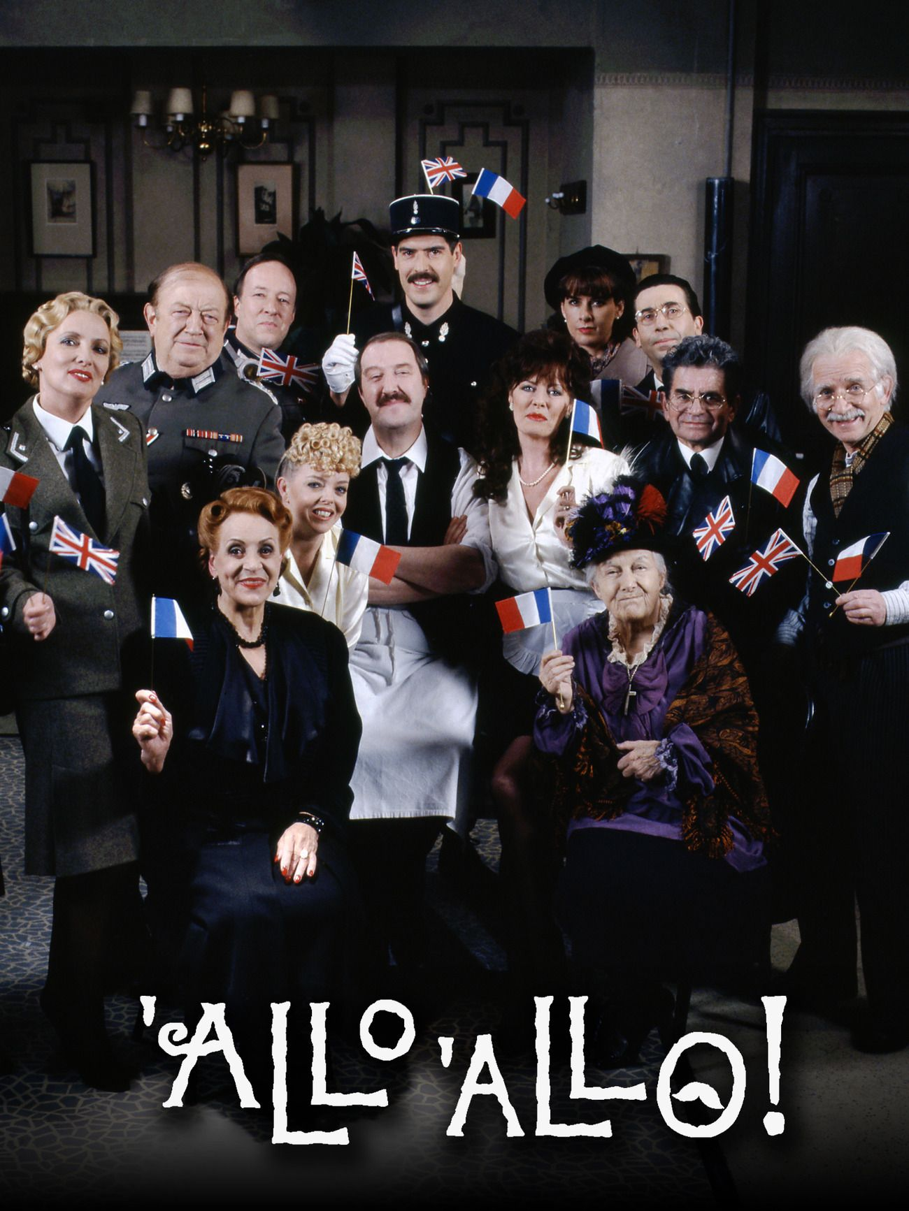 Allo 'Allo! (TV Series) (1982) Country: United Kingdom - My parents love this, and since we then only had one TV, that was what you watched