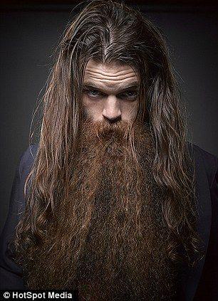 Fine 1000 Images About Barbas On Pinterest Beards Men Hair And Ryan Short Hairstyles For Black Women Fulllsitofus