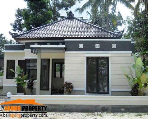 Siap Bangun 2 Unit Rumah Semi Permanen Type 36 Jalan Banua Anyar