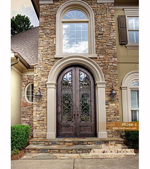 Abby Iron Doors & Abby Iron Doors   Ideas for the House   Pinterest   Doors Iron ... pezcame.com