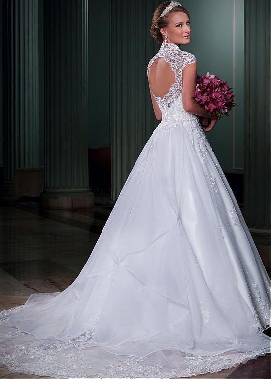comprar Vestido de boda del vestido de bola de Tulle Fabuloso Con ...