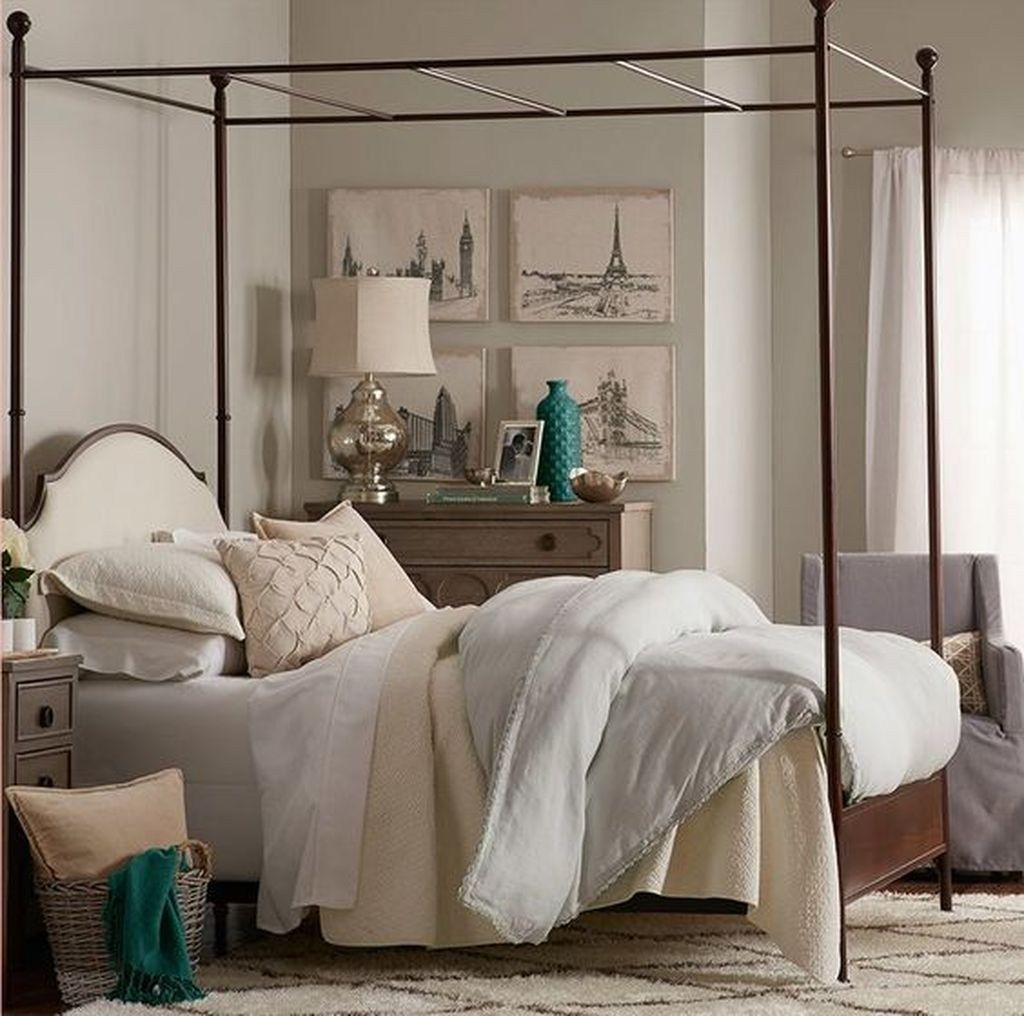 Simply Farmhouse Master Bedroom Design Ideas Match For Any ...