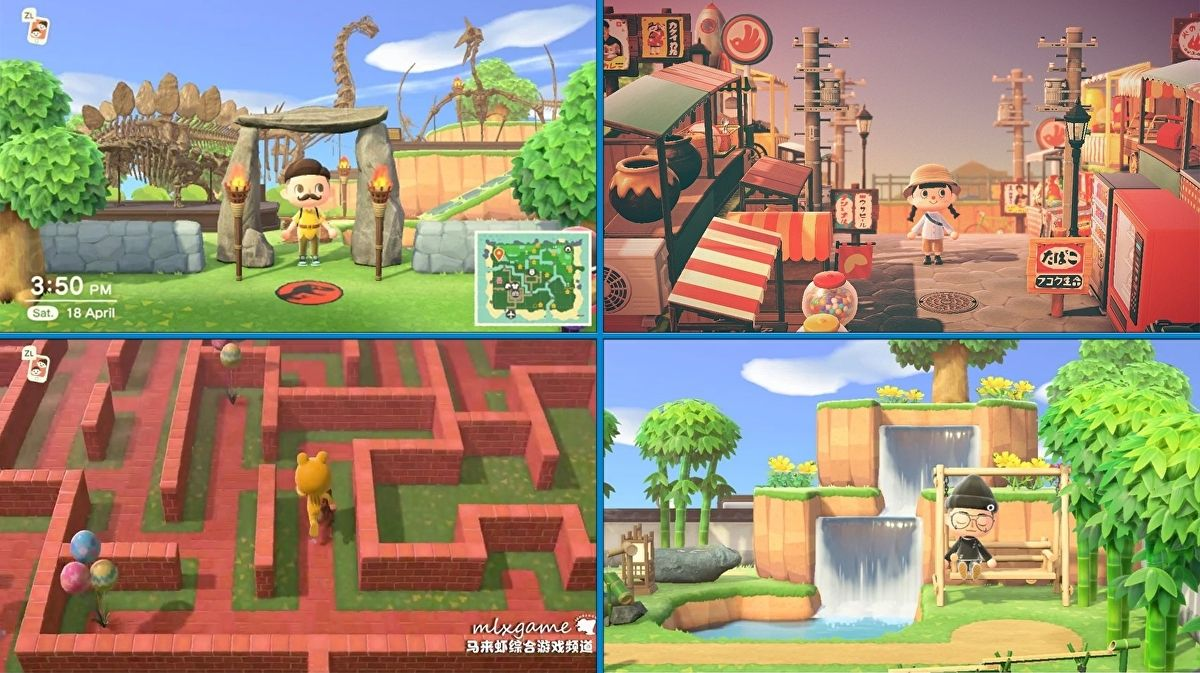 Animal Crossing de beste eilanden van New Horizons en de