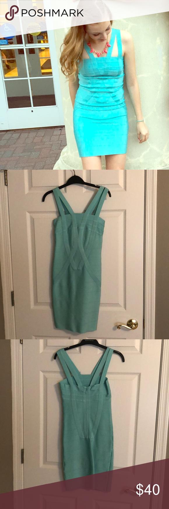 Bebe Turquoise Bodycon Dress Bebe Turquoise Bodycon Dress Worn Twice And Dry Cleaned 2b Bebe Dresses 2b Bebe Dress Bodycon Dress Clothes Design [ 1740 x 580 Pixel ]