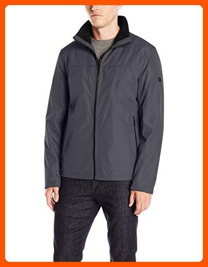 495901743ffb Calvin Klein Men s Poly Bonded Open Bottom Jacket