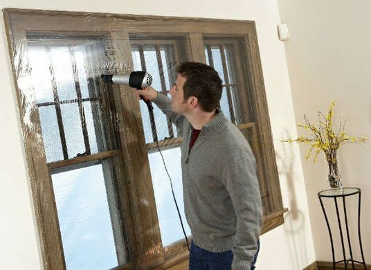 Drafty Windows Solutions For Every Budget Drafty Windows Window Insulation Kit Window Insulation