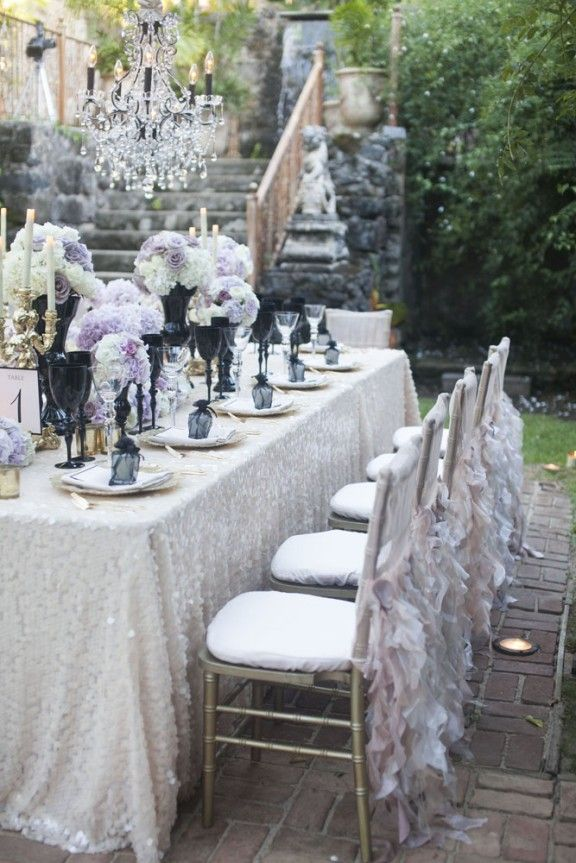 Wedding Decor For Gene Simmons Celebrity Vow Renewal In Hawaii Photography By Trish Barker