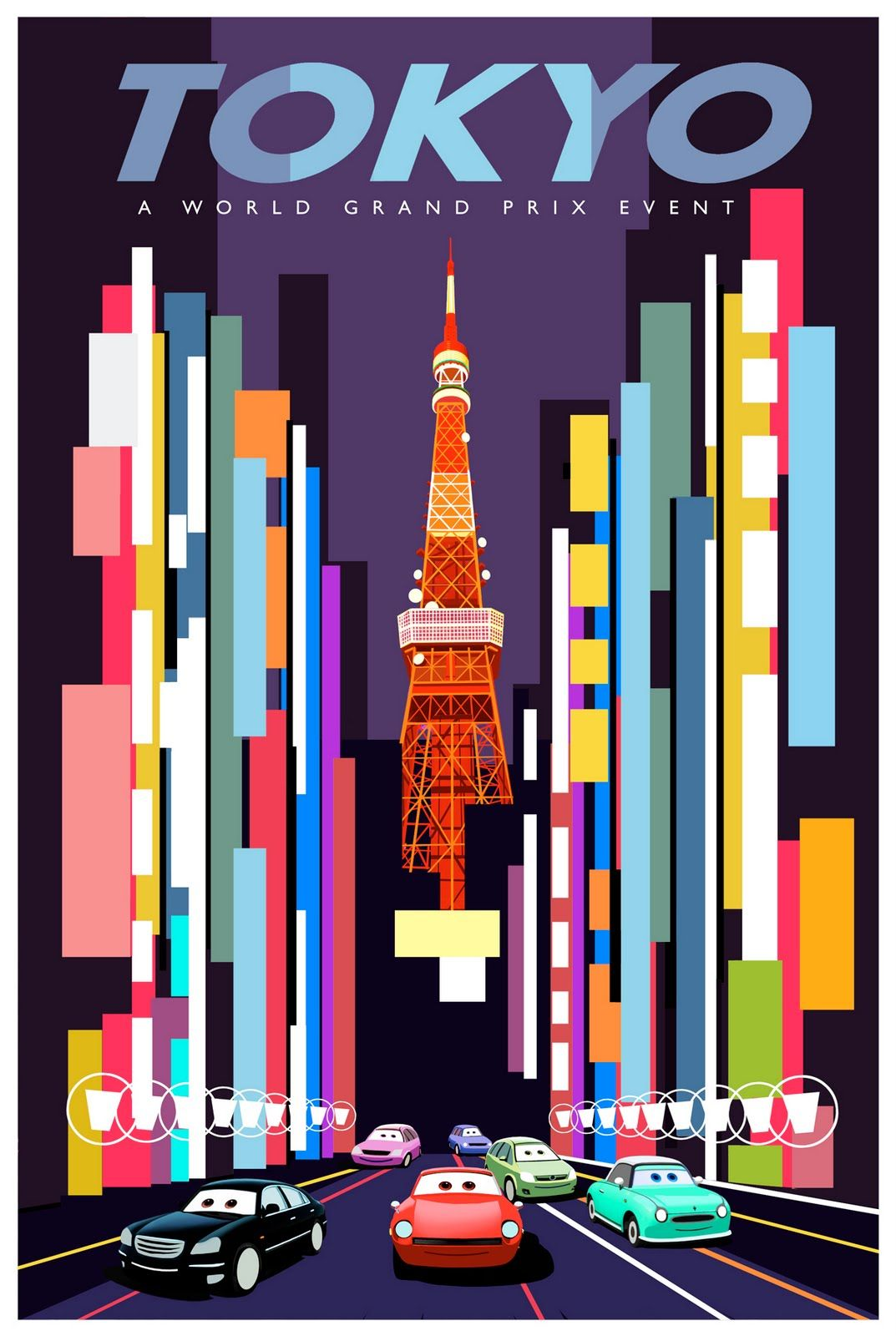 cars-2-japan-retro-poster-3.jpg (1073×1600)