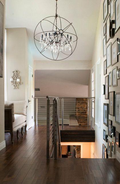Light hallway interior design timothy oulton gyro crystal chandelier