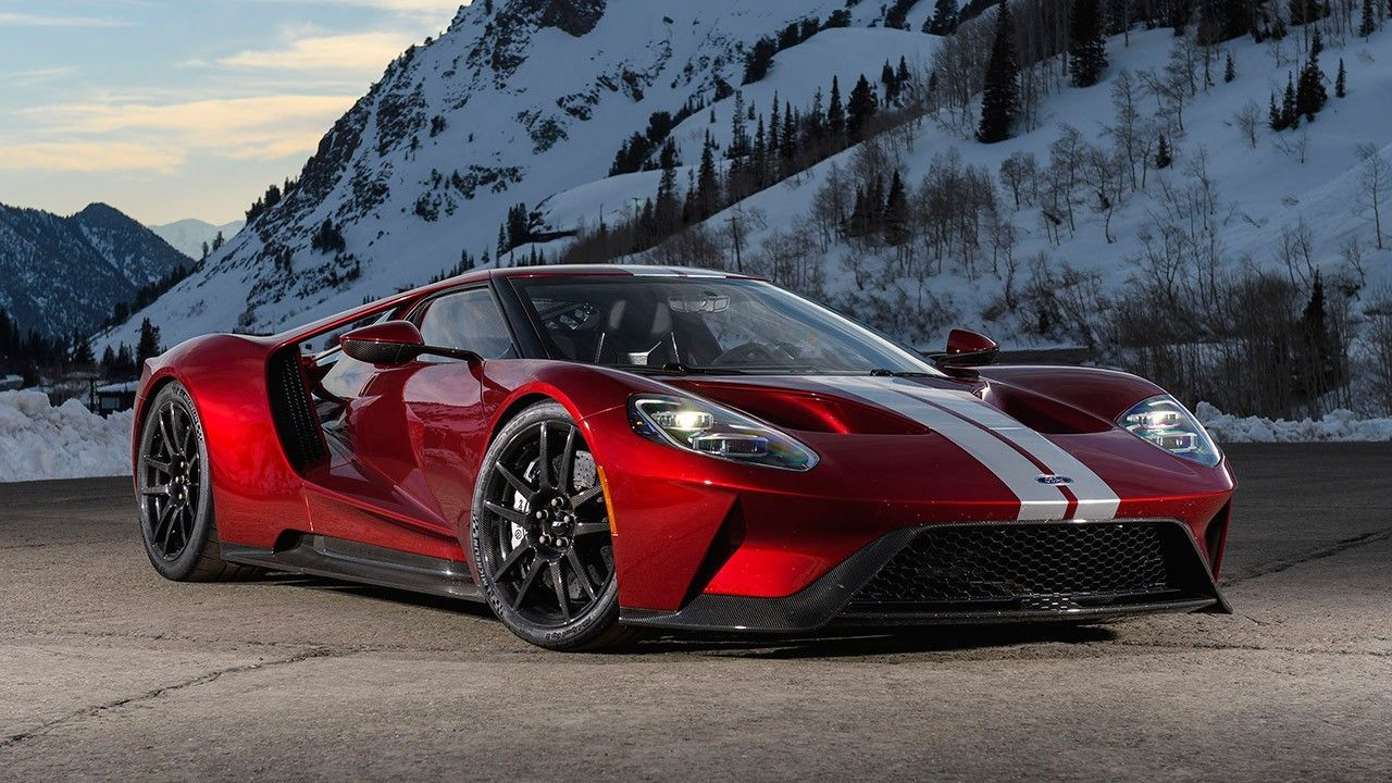 New Ford Gt Supercar 2017 Best Wallpaper Hd Cool Sports Cars Ford Gt Ford Gt 2017