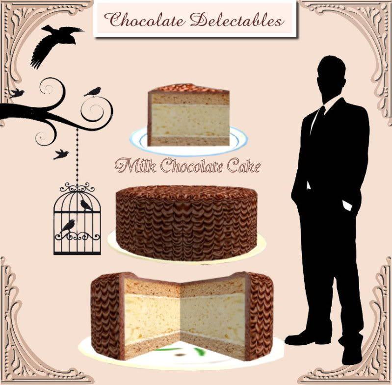 Chocolate Cake, Chocolate Milk