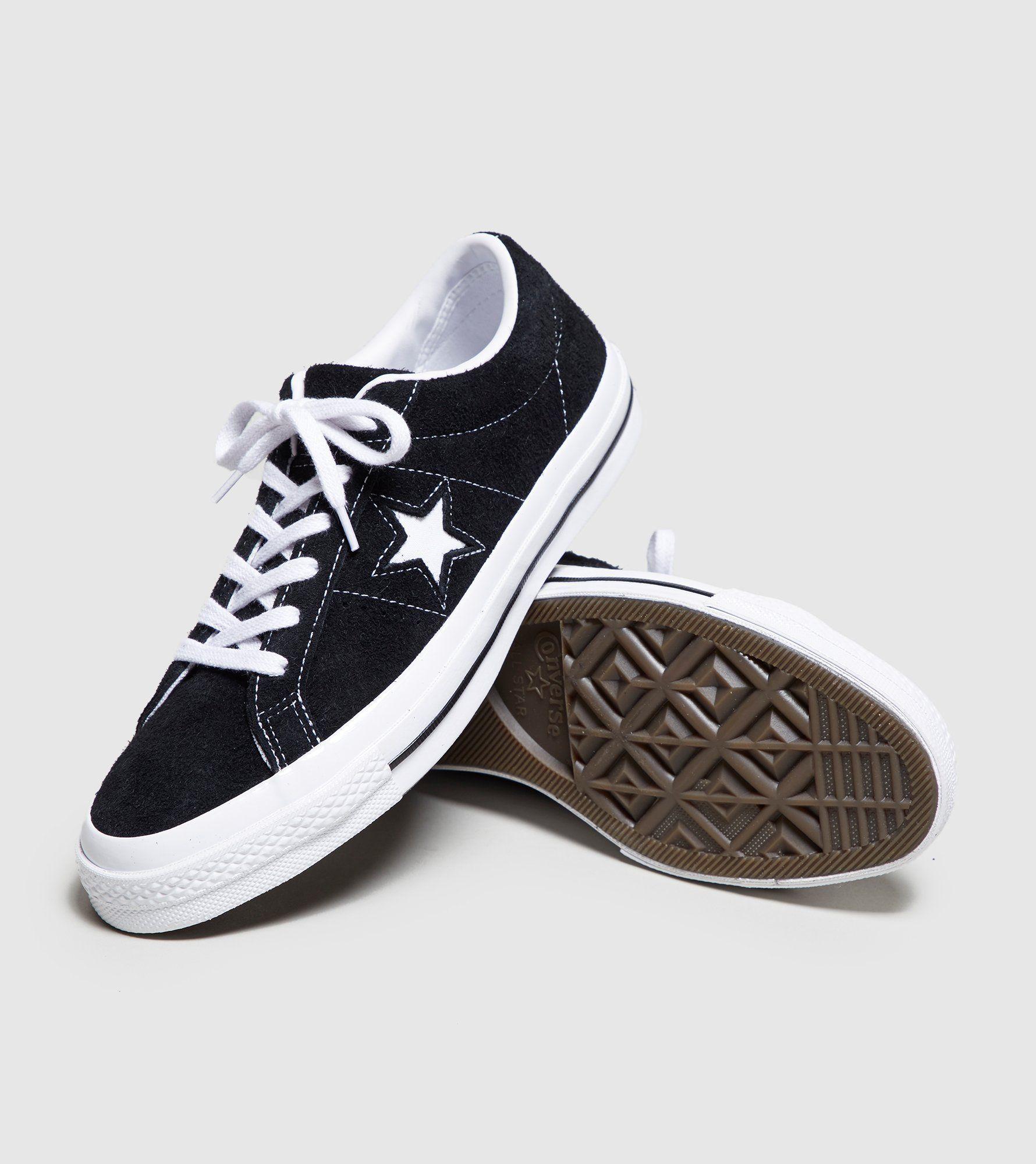 ss857790 papucs converse one star sandal slip black egret