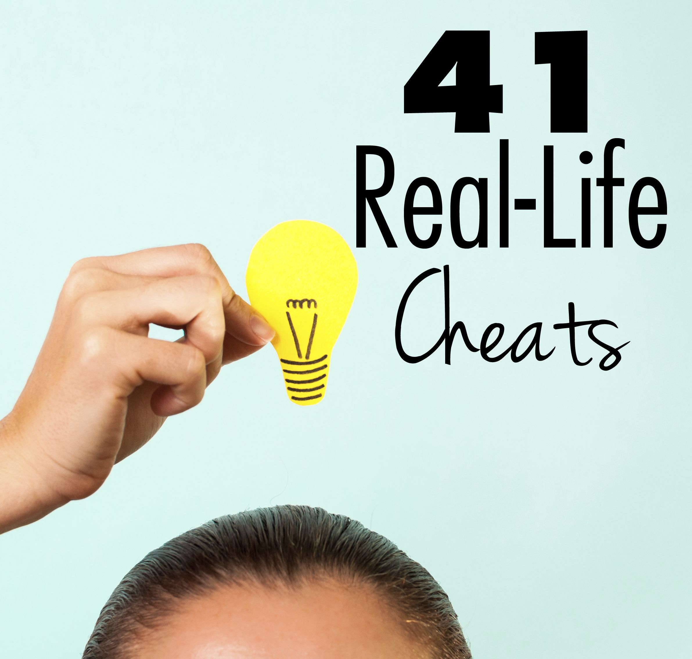 41 of the Best Real-Life Cheats | Life Hacks | Useful life