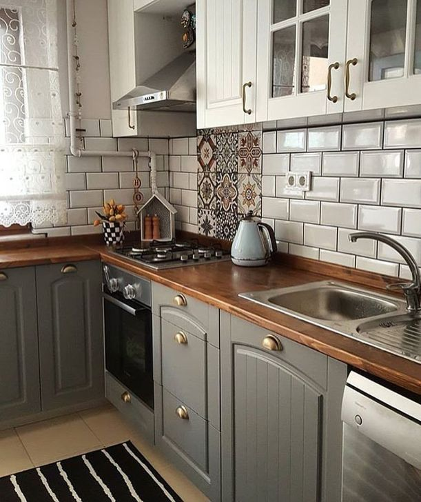 99 Stylish Farmhouse Kitchen Design Ideas To Bring Classic Look