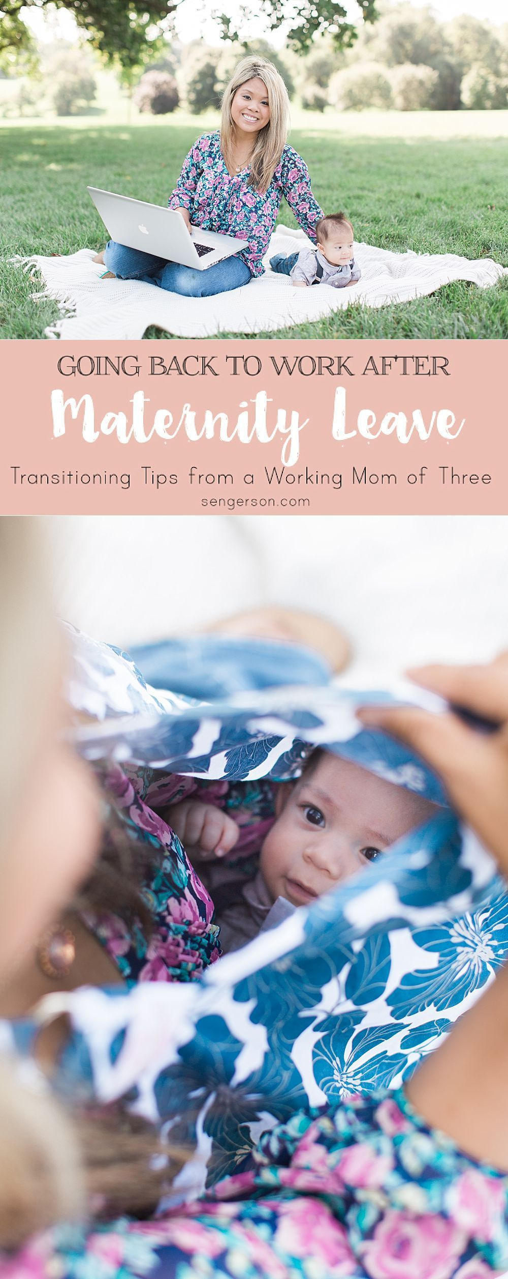 Mom S Guide To Going Back To Work After Maternity Leave