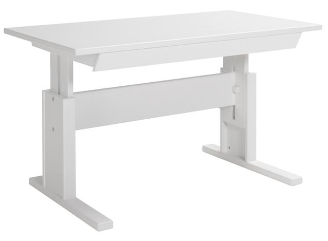 Malm Schreibtisch Weiß Kreatives Design Schreibtische Die
