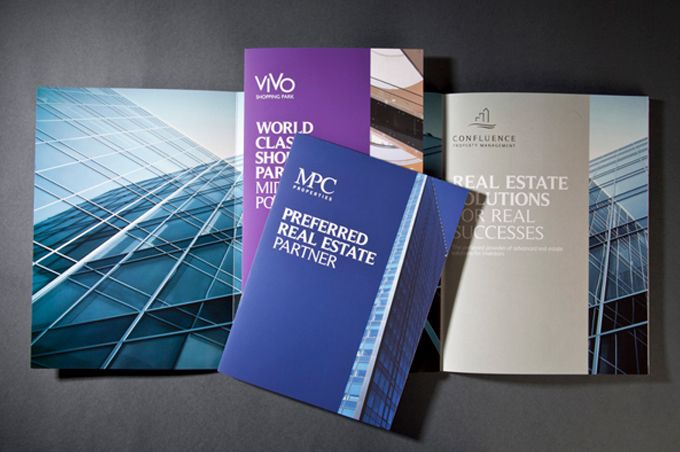 Brochure Design Ideas  Examples For Your Print Projects  Work