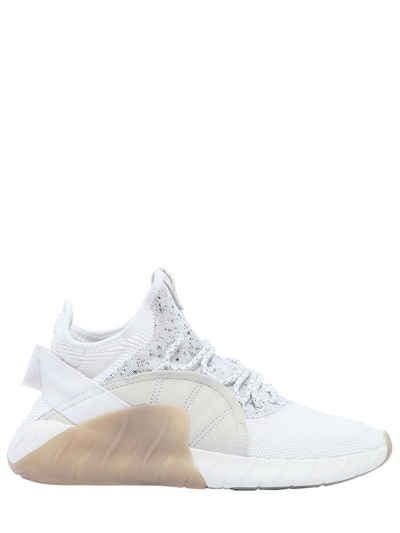 Adidas Tubular Rise Shoes Core Black Footwear White BY3554