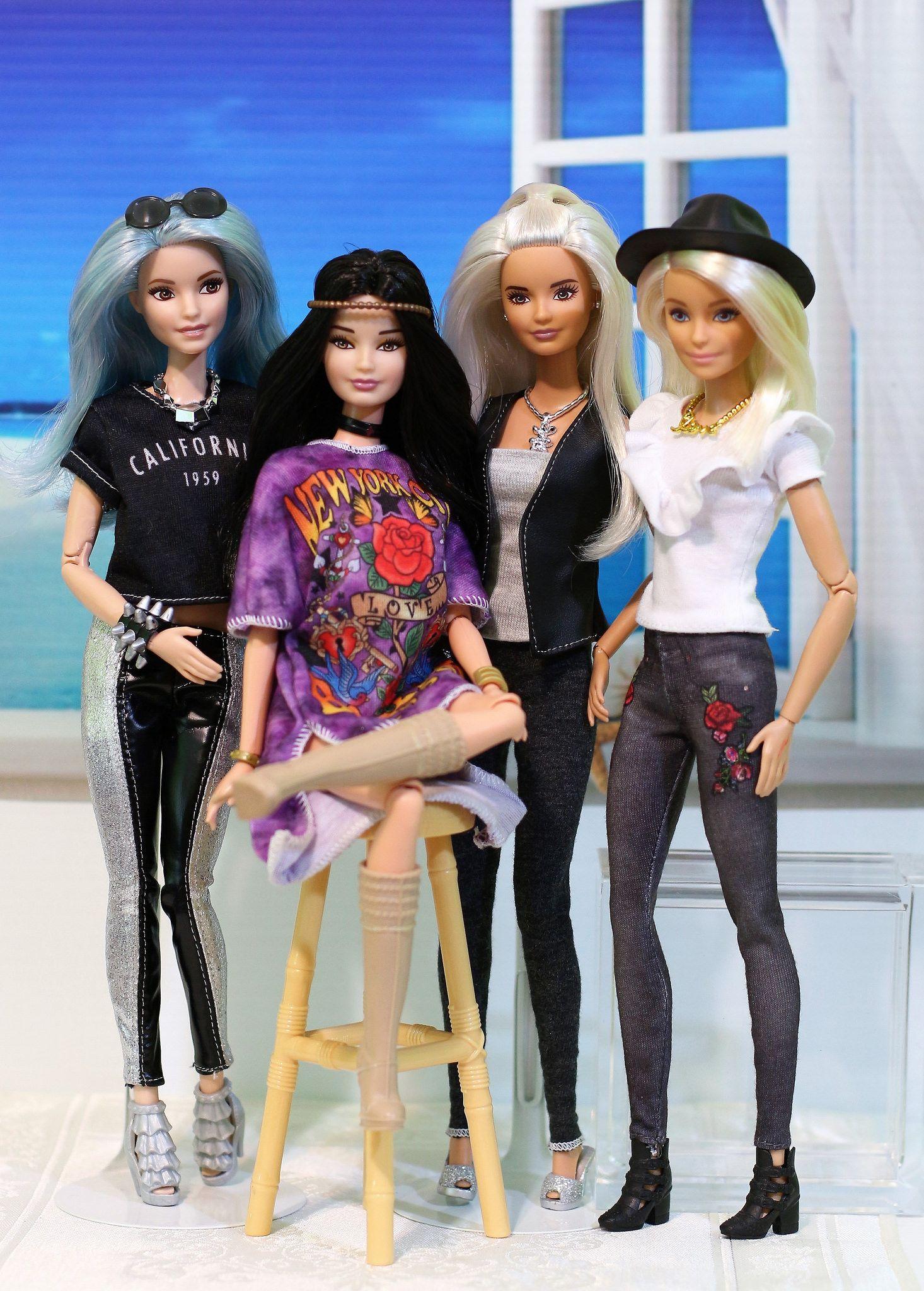 Music Festival Fashionistas Barbie Fashion Diy Barbie Clothes