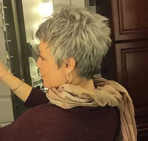 Kurzhaarschnitt ältere Frauen | Frisuren | Pinterest ...