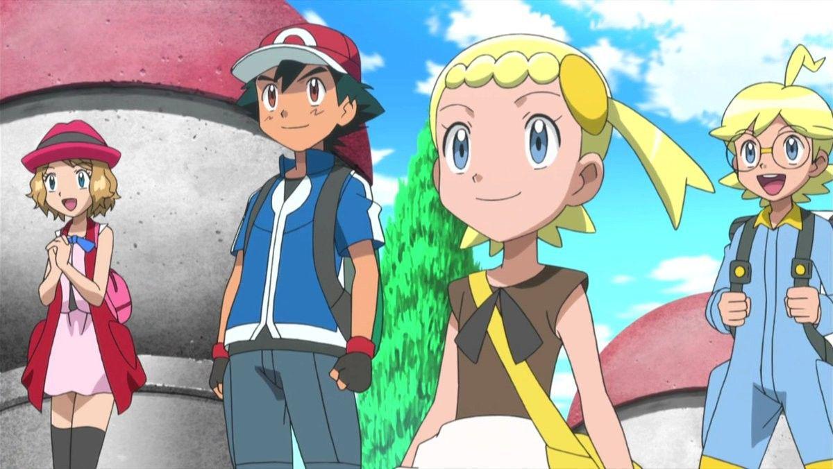 Pin de Vũ Sơn en pokemon serena en 2020 Arte de anime