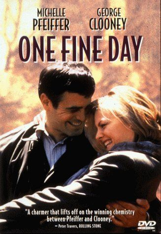 One Fine Day - great movie - great actors! (More #Romance in