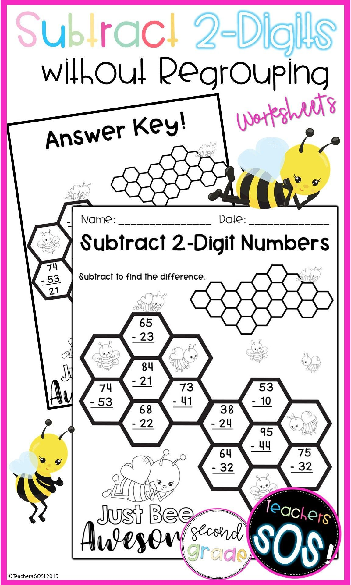 Pin On Adding And Subtracting Resources