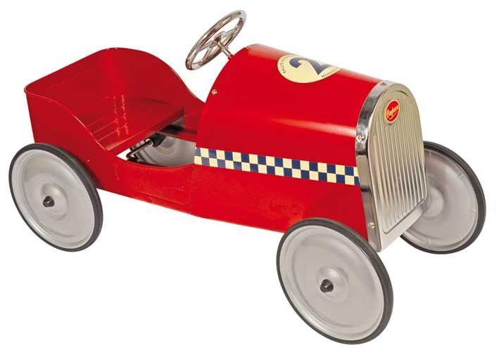 red pedal car • for erdem