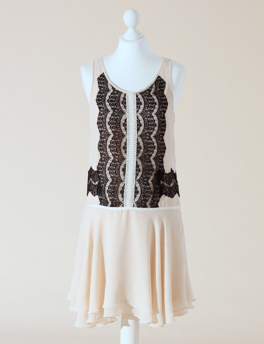 ViNSiNN.com. F. Scott Fitzgerald Dress. 1920\'s Vintage Style ...