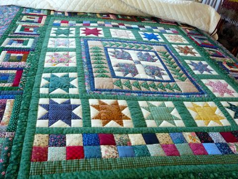 handmade amish quilts | Handmade Amish Quilt Photos | Amazing ... : home made quilts for sale - Adamdwight.com