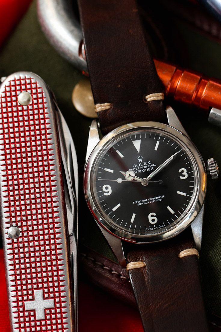 Rolex Explorer watches rolex mensstyle(画像あり) 腕時計