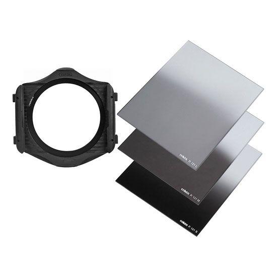 Cokin H250 P Series Graduated Neutral Density Filter Kit | Digital