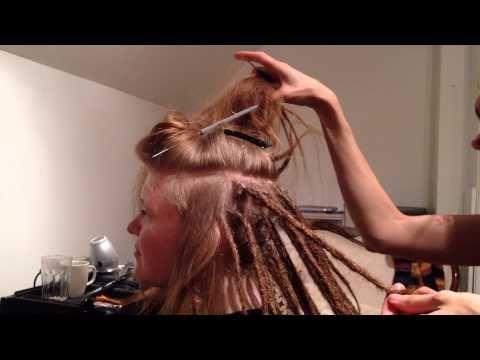 how i make dreadlocks  youtube  dreadlocks beauty