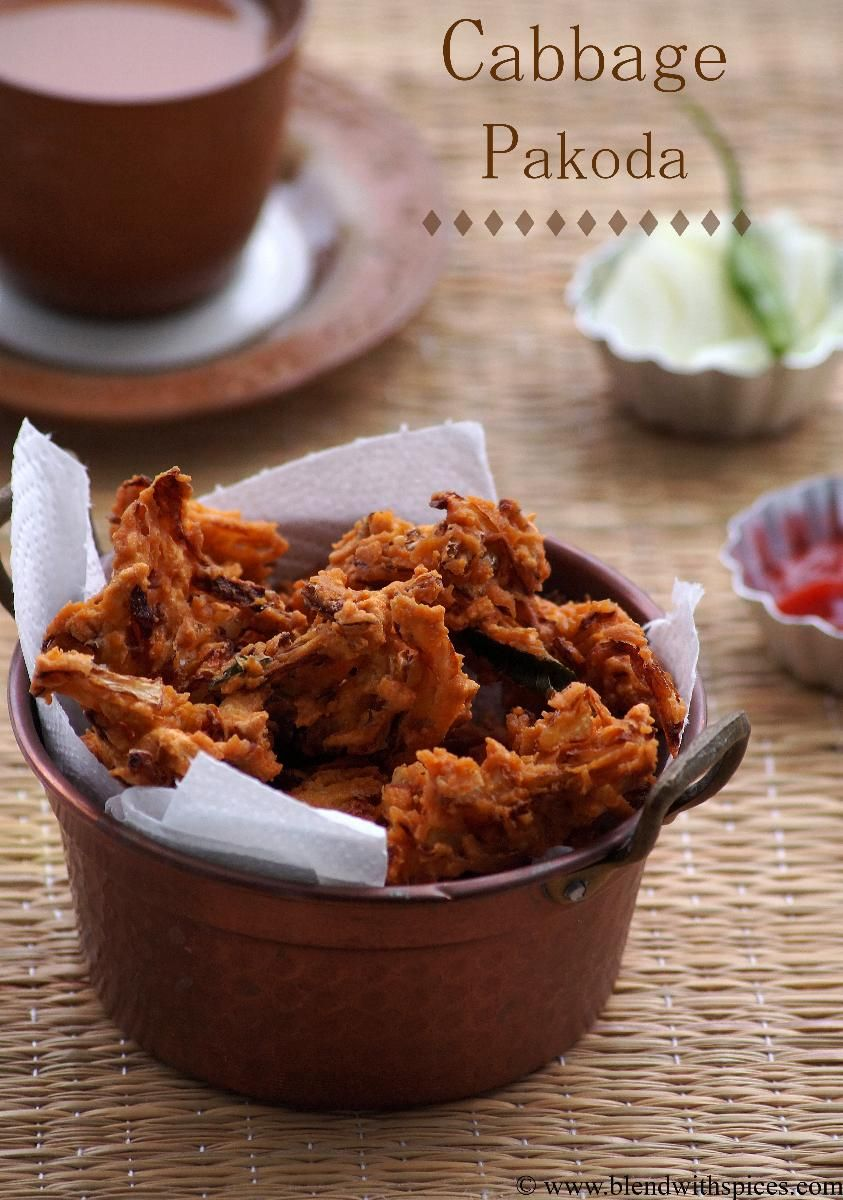 Cabbage pakoda recipe how to make south indian cabbage pakora cabbage pakoda recipe how to make south indian cabbage pakora cabbage fritters recipe forumfinder Image collections