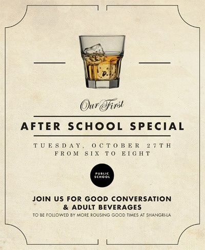 cocktail invite Design Pinterest - class reunion invitations templates