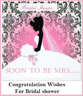 bridal shower card messages for daughter bridal shower is an