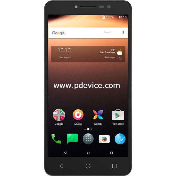 promo code d38c9 b77e8 Alcatel A3 XL Specifications, Price Compare, Features, Review ...