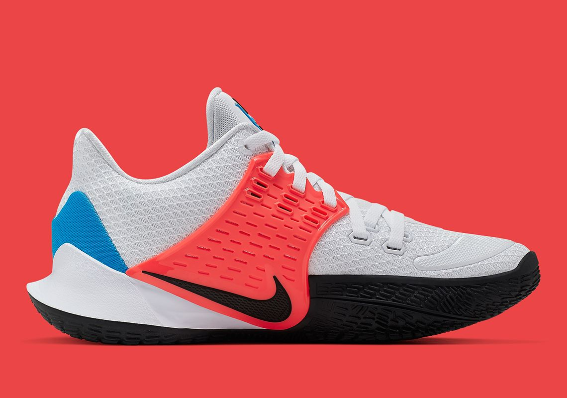 Nike Kyrie Low 2 White Blue Crimson