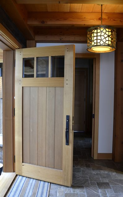 Custom Western Red Cedar Entry Door Custom Entry Doors Exterior