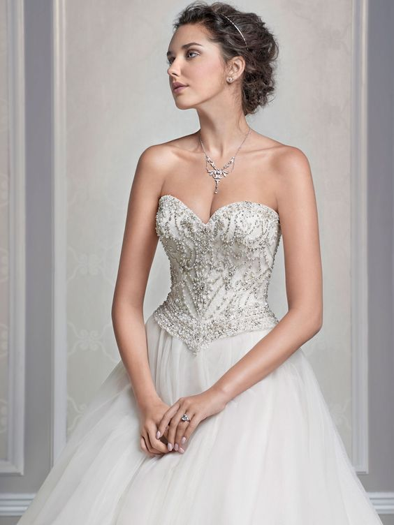 Style * 1603 * » Bridal Gowns, Wedding Dresses » Kenneth Winston ...