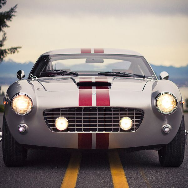 Jim Simpson Design Miata Italia Sports Cars Mx5 Kit Car