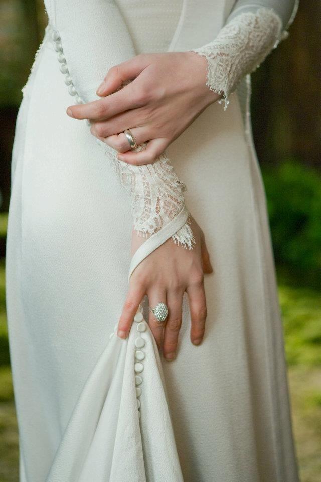Quiero el anillo...