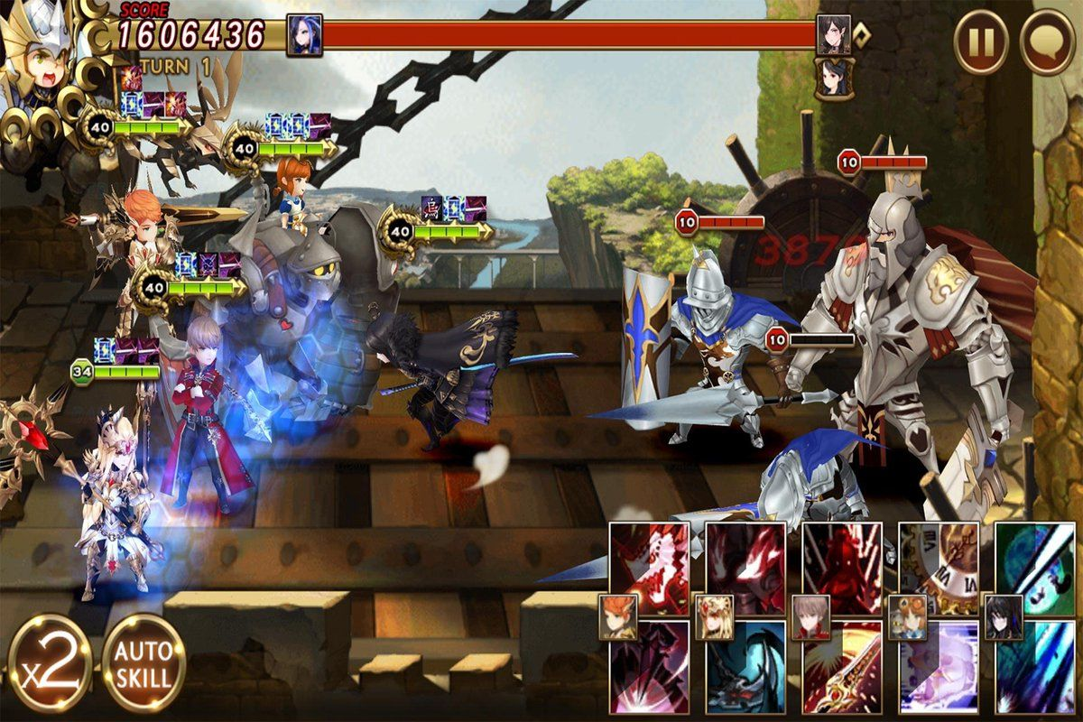 Seven Knights FULL APK Games Free Download: Join the saga of