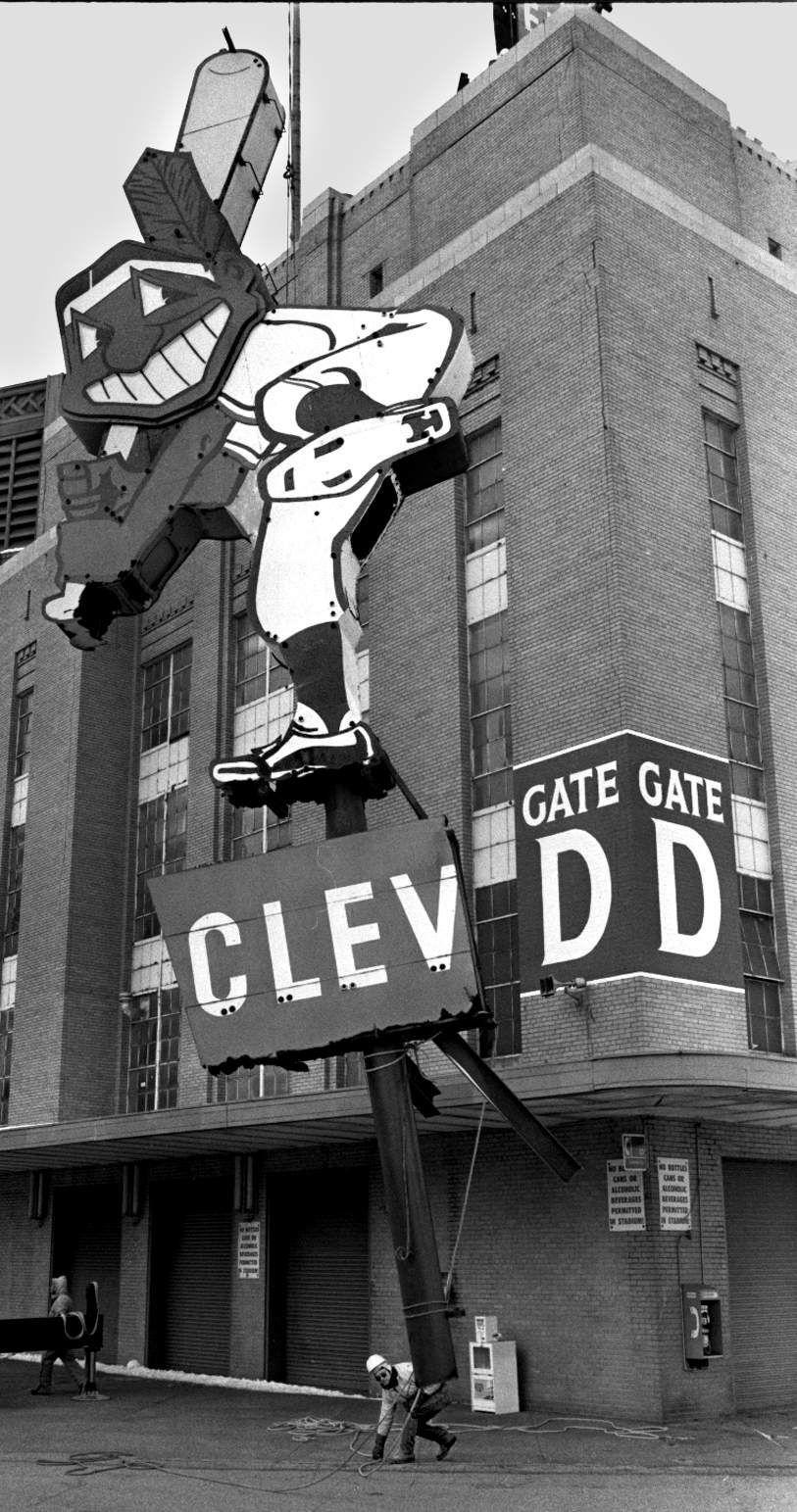 Photo of 50 old photos of Cleveland Municipal Stadium that will make you feel nostalgic