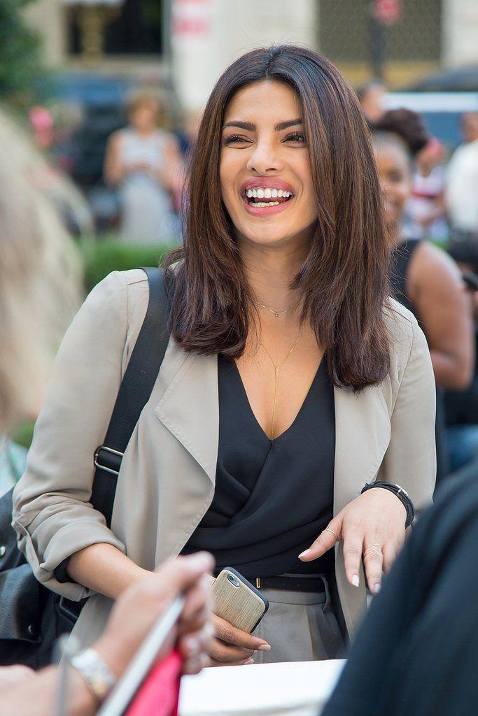 Priyanka Chopra Swings Into Action On The Set Of Quantico Season 2