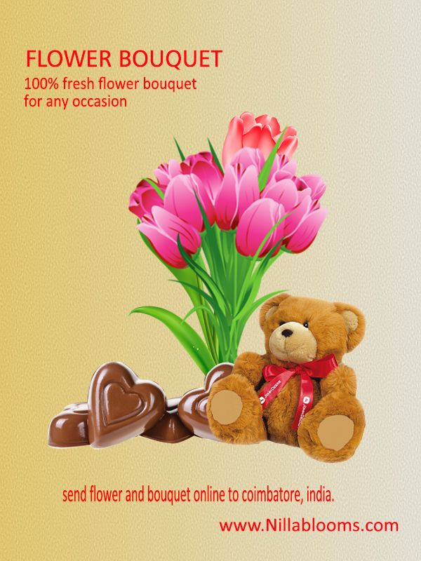 Fresh Flower Bouquets from nilla blooms to wish your friends and ...